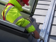 RoofSafe Rail System