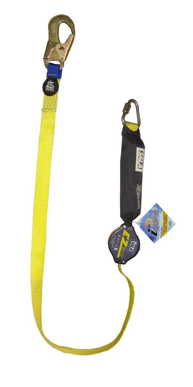 Shock Absorbing Lanyards - Retrax  KE5RX175/2