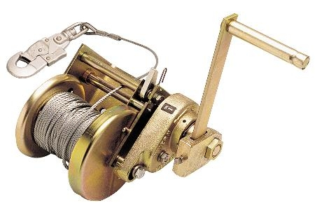 S/S 20m Winch for AM100 Tripod