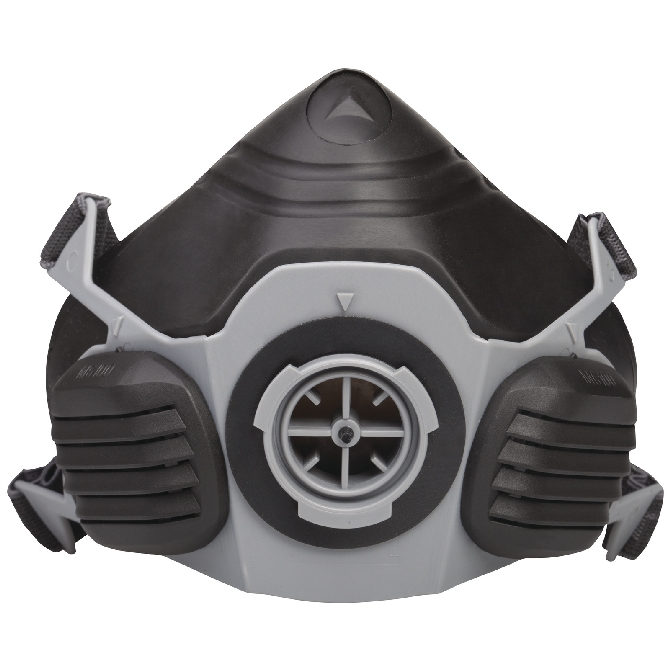 M6100 JUPITER TRI MATERIAL HALF-MASK - INTENDED FOR 1 CARTRIDGE