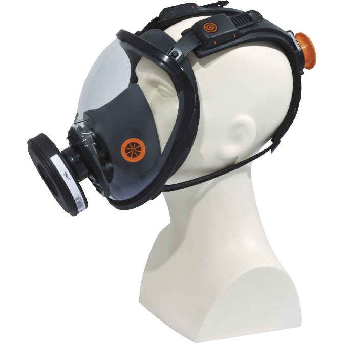 M9200 - ROTOR GALAXY RESPIRATORY FULL FACE MASK - ROTOR® ADJUSTMENT