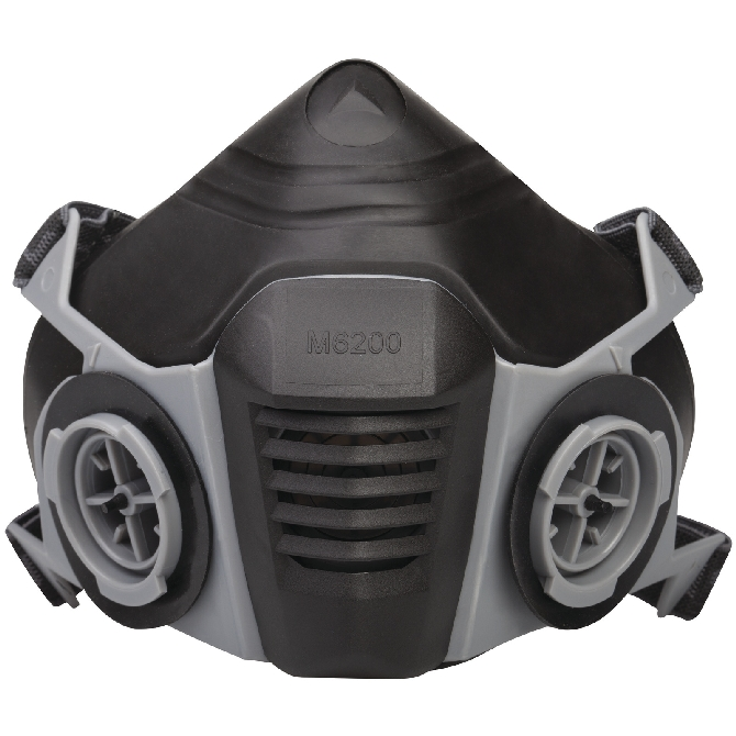M6200 JUPITER THERMOPLASTIC HALF-MASK