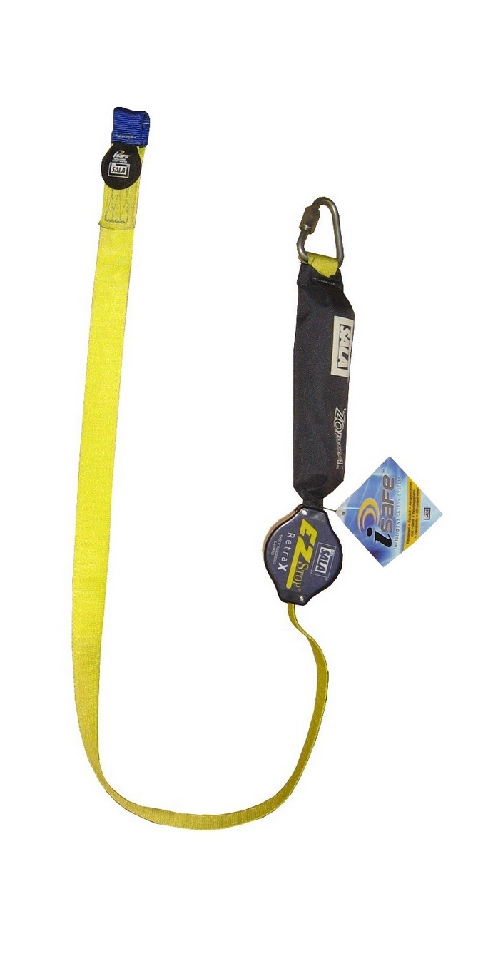 Shock Absorbing Lanyards - Retrax  KE5RX175