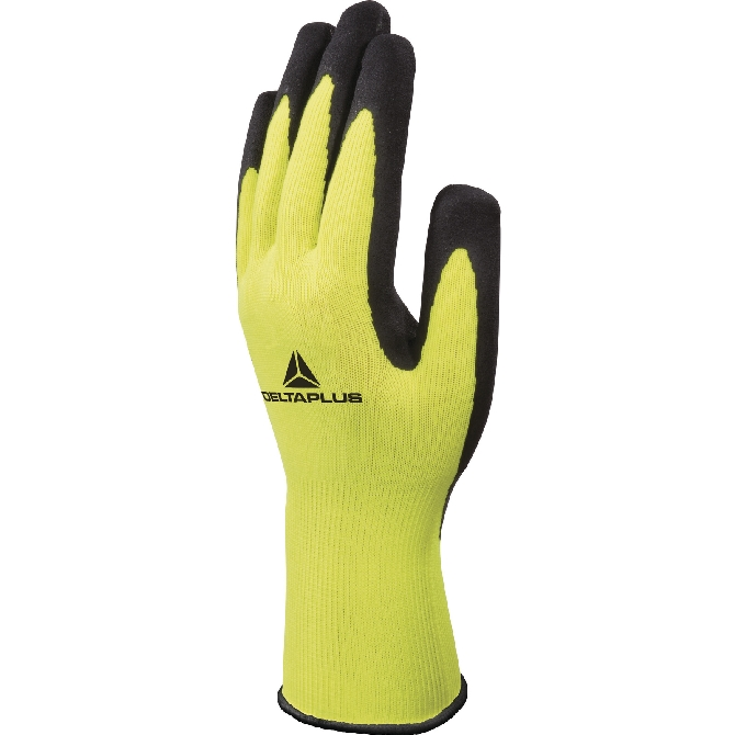 HIGH TECH KNITTED POLYESTER GLOVE (DPVV733)