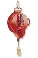 fall arrester with winch AD525